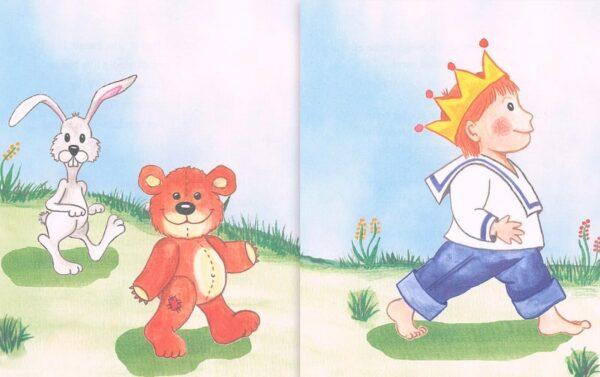 Babybogen Barnets første bog 7-1