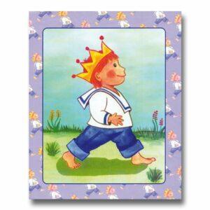 Babybogen - Barnets Bog til drenge - Personlig bog