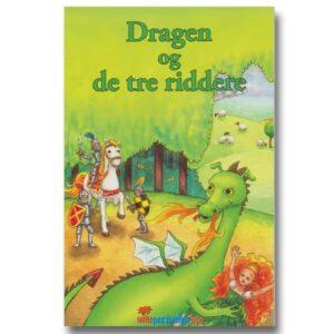 Drage og de tre riddere - Personlig børnebog - Min Personlige Bog