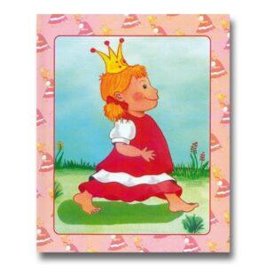 Babybogen Barnets Bog til piger - Min Personlige Bog