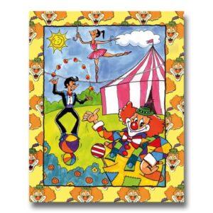 Cirkusbogen - personlig børnebog