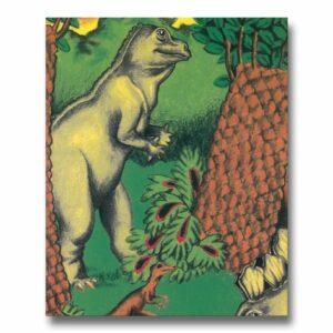 Dino-bogen en personlig børnebog om dinosauer