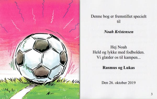 Fodboldbogen 1