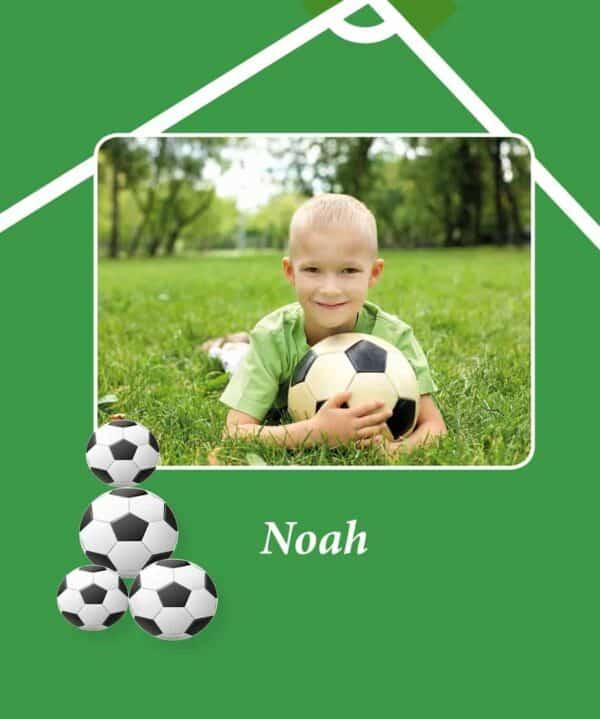 Fotoside – Fodbold 1