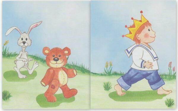 Babybogen - min første bog til trillinger - 3 bøger-1309