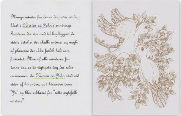 Bryllupdagsbogen - mindebogen-592
