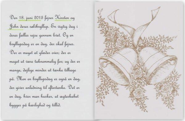 Bryllupdagsbogen - mindebogen-595
