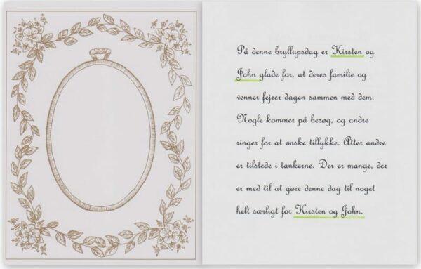 Bryllupdagsbogen - mindebogen-597