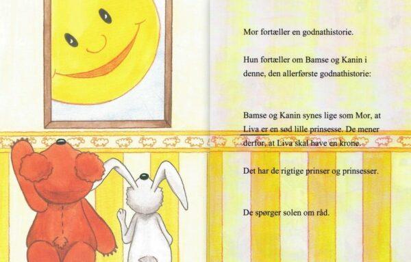 Babybogen - barnets første bog - enlig mor-1285