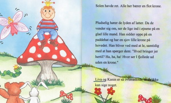 Babybogen - barnets første bog - enlig mor-1288