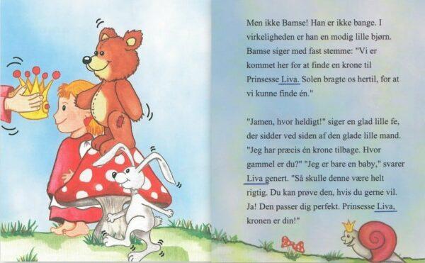 Babybogen - barnets første bog - enlig mor-1287