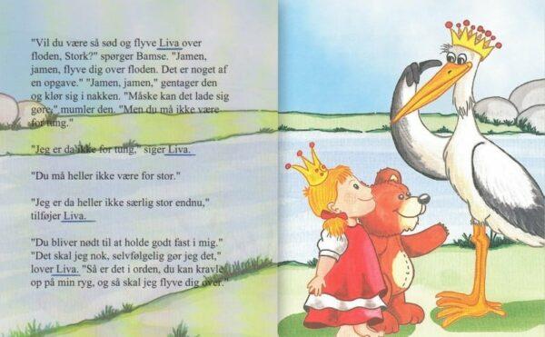 Babybogen - barnets første bog - enlig mor-1297