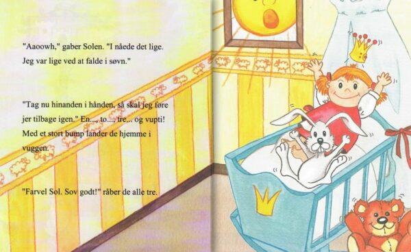 Babybogen - barnets første bog - enlig mor-1284