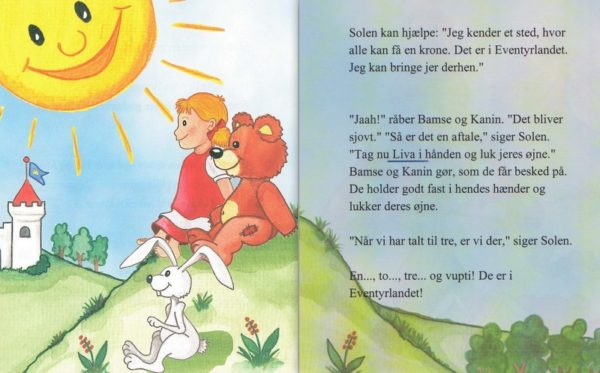 Babybogen – barnets første bog – to mødre-1246