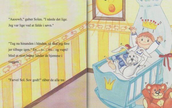 Babybogen - min første bog til trillinger - 3 bøger-1311