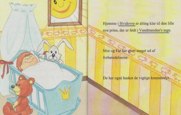 Babybogen - min første bog til trillinger - 3 bøger-1310