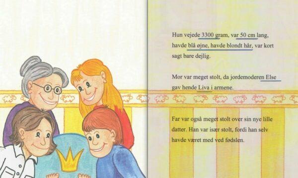Barnets bog til tvillinger - Babybogen-1334