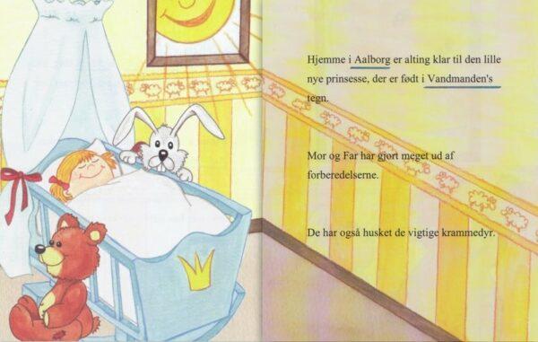 Barnets bog til tvillinger - Babybogen-1340