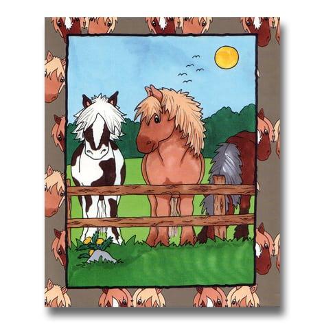 Hestebogen - en personlig bog med navn