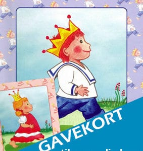 Gavekort - personlig bog-0