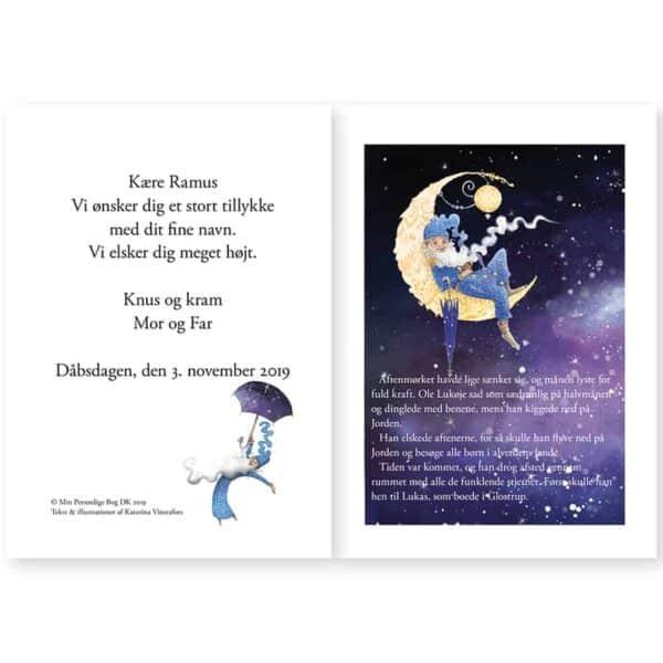 Min Godnatbog – Den magiske paraply 2