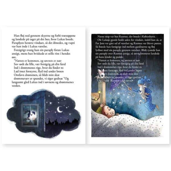 Min Godnatbog – Den magiske paraply 3