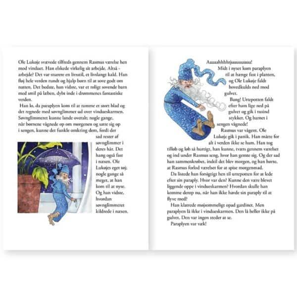 Min Godnatbog – Den magiske paraply 4