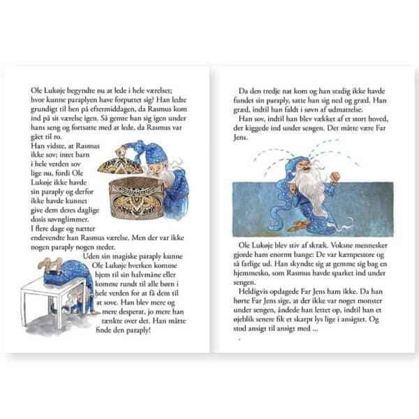 Min Godnatbog – Den magiske paraply 5