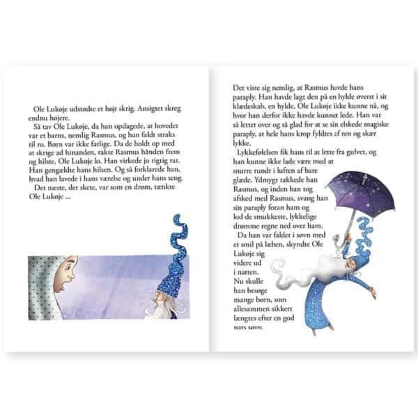 Min Godnatbog – Den magiske paraply 6