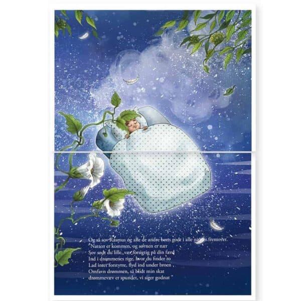 Min Godnatbog – Den magiske paraply – midten