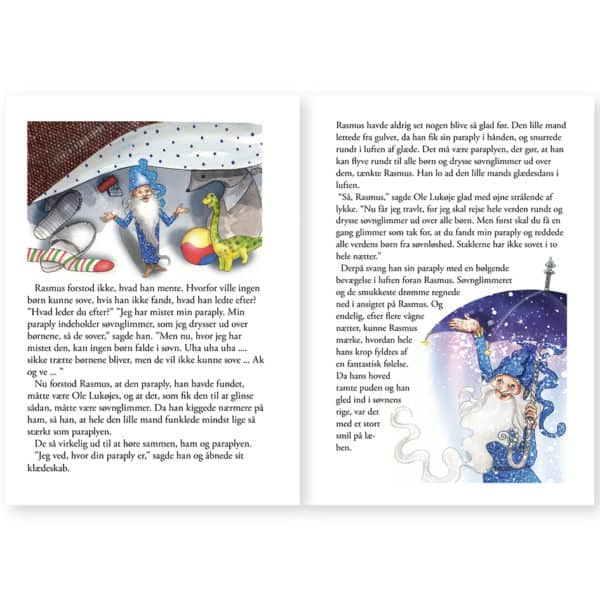 Min Godnatbog – Monstret under sengen 6