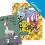 gavesæt cirkus bog